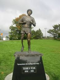essay about terry fox