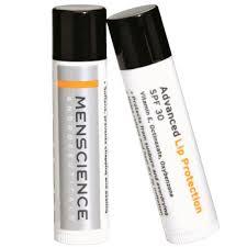 <b>Солнцезащитный стик для губ</b> Menscience Advanced Lip ...