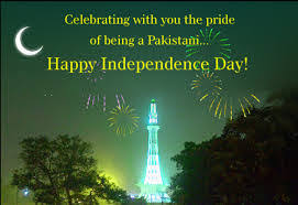 Happy Independence Day Pakistan, SMS, Messages, Quotes in Hindi ... via Relatably.com