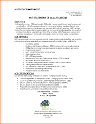 summary qualifications sample resume s sample customer summary qualifications sample resume s sample s resume examples of s resumes templates statement of qualifications