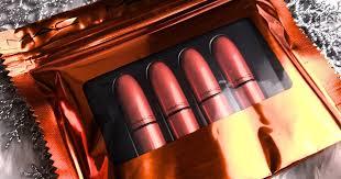<b>MAC Shiny Pretty Things</b> Party Favours Mini Lipsticks (Nude) - That ...