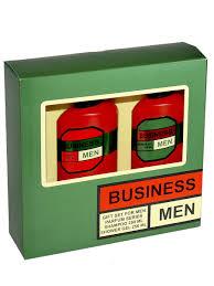 Подарочный набор <b>BUSINESS MEN</b> МУЖСКОЙ (Шампунь 250 + ...