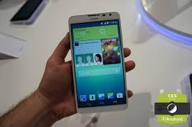 Prise en main du Huawei Ascend Mate 2 4G, la seconde génération ...