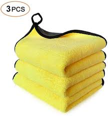 5 Extra Thick Micro Fibers <b>Towels</b> - Super Absorbent <b>Microfiber</b> ...