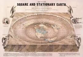 why cannot claim the earth is not flat the flat earth model