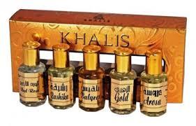 Купить <b>Khalis Gold Set</b> от 4 224 руб - ParfumMama.ru