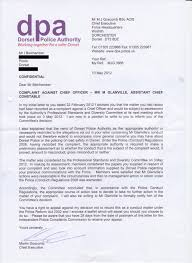 dorset speed final complaint response