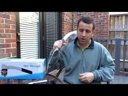 Deep Tissue Handheld Massager Review - YouTube