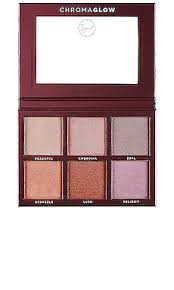 <b>Sigma Beauty Chroma Glow</b> Shimmer + Highlight Palette in ...