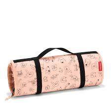 <b>reisenthel</b>® myorganizer kids <b>cats and dogs</b> rose (desk organiser, red)