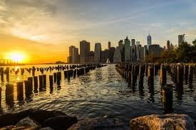 <b>New York Skyline Cityscape</b> Lower Manhatten World Trade Center ...