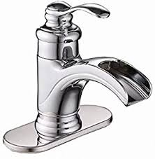 Bathroom Sink Faucets & Parts - Single-Hole Deck ... - Amazon.com