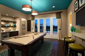 pleasurable billiard room designs decoration and furniture gorgeous drum pendants are a perfect fit billiard room lighting
