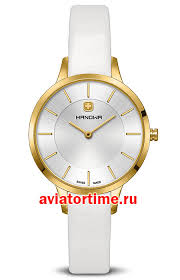 <b>Женские</b> наручные швейцарские <b>часы HANOWA 16-6049.02.001</b> ...