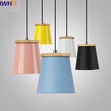 Современная светодиодная <b>Подвесная лампа</b> из алюминия ...