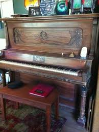 Image result for bannack montana saloon piano