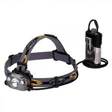 Налобный <b>фонарь Fenix HP30R Cree</b> XM-L2, XP-G2 (R5) (серый ...