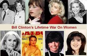 Bill Clinton's Lifetime War on