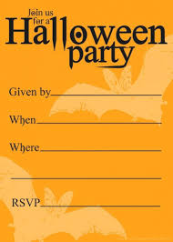 halloween party invitations s for ctsfashion com halloween party invitations s for