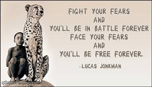 Les Brown Fear Quotes. QuotesGram