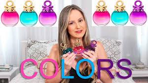 Resenha Perfumes Coleção <b>Benetton Colors</b> - YouTube
