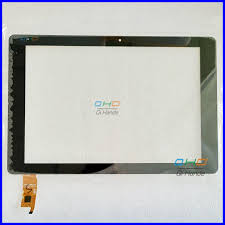 "1pcs/lot <b>Black New</b> For 10.8"" Chuwi HI10 plus CWI527 Tablet <b>touch</b> ..."