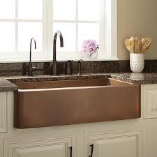 33 raina hammered copper farmhouse sink apron kitchen sink kitchen