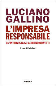 Risultati immagini per Luciano Gallino, l'Olivetti,