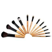 glow professional 12 piece makeup brush set leopard print pretty fm uk ping