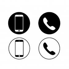 Free Download | Vector <b>Mobile Phones</b> And <b>Flat Painted</b> Icons PNG ...