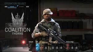 Call of Duty Modern Warfare Character Customization Tips ...
