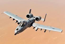 Fairchild Republic A-10 Thunderbolt II - Wikipedia