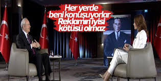 Kılıçdaroğlu: Her yerde beni konuşuyorlar