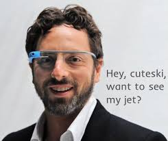 Google founder, Sergey Brin, is in a circular triangulated quadrilateral relationship - sergey_brin_has_a_way_with_the_babes