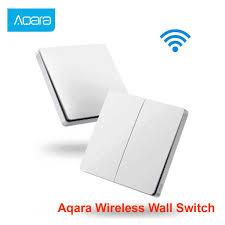 <b>Aqara</b> Wireless <b>Smart Switch Light</b> Remote Control ZiGBee wifi ...