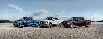 New and Improved 2018 Ford F-150 Engines Deliver Best-in-Class ...