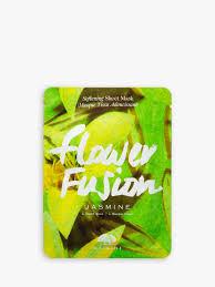 <b>Origins Flower Fusion Jasmine</b> Softening Sheet Mask at John Lewis ...