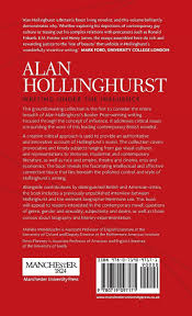 alan hollinghurst writing under the influence amazon co uk alan hollinghurst writing under the influence amazon co uk michele mendelssohn denis flannery 9780719097171 books