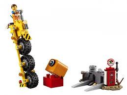 Купить Конструктор <b>Lego Movie 70823 Трехколёсный</b> велосипед ...
