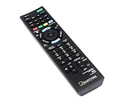 <b>Universal Remote Control</b> For Sony LCD: Amazon.co.uk: Electronics