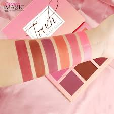 COCOCO <b>IMAGIC</b> Rouge <b>Blusher Blush</b> Palettes <b>6 Colors</b> 1pcs ...