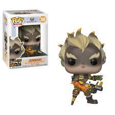 <b>FUNKO POP</b>! GAMES: Overwatch - <b>Junkrat</b> - Walmart.com - Walmart ...