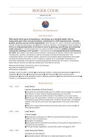 lead pastor resume samples sample resume for pastors