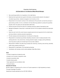 resume factory worker resume qualifications click on the link factory worker resume qualifications click on the link below to inside assembler job description for resume