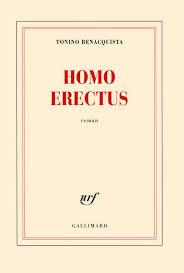 HOMO ERECTUS (couverture)