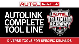 <b>AutoLink</b> Complete Tool Line - YouTube