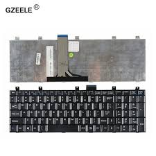 Online Shop GZEELE US <b>Laptop Keyboard For MSI</b> GX610 GX630 ...
