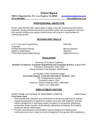 sample resume cv secretary english resume format resume is written full size of resume sample curriculum vitae english example please do make sure that