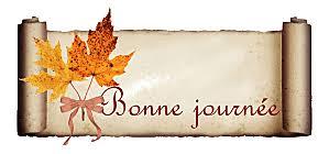 Résultats de recherche d'images pour «gif bonjour d'automne»