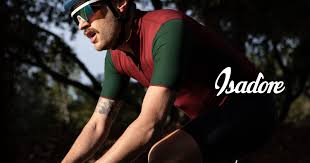 <b>Men's long sleeve</b> cycling jerseys | Isadore